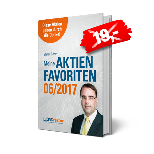 3 TOP-Aktien - Böhms DAX-Strategie